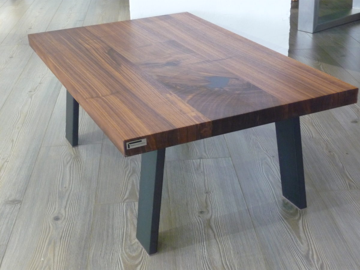 couchtische holzkombination wagner. Black Bedroom Furniture Sets. Home Design Ideas